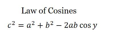 cosines
